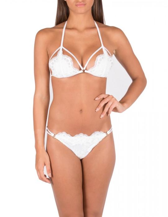 Bikini Triangolo Lingerie con fascette