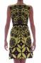 Sleeveless Wrap Dress Majolic Agogoa - 8