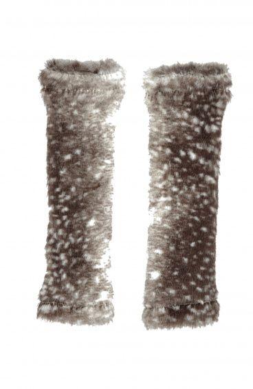 Manicotti Maglia Pelliccia Pin-Up Stars - 1