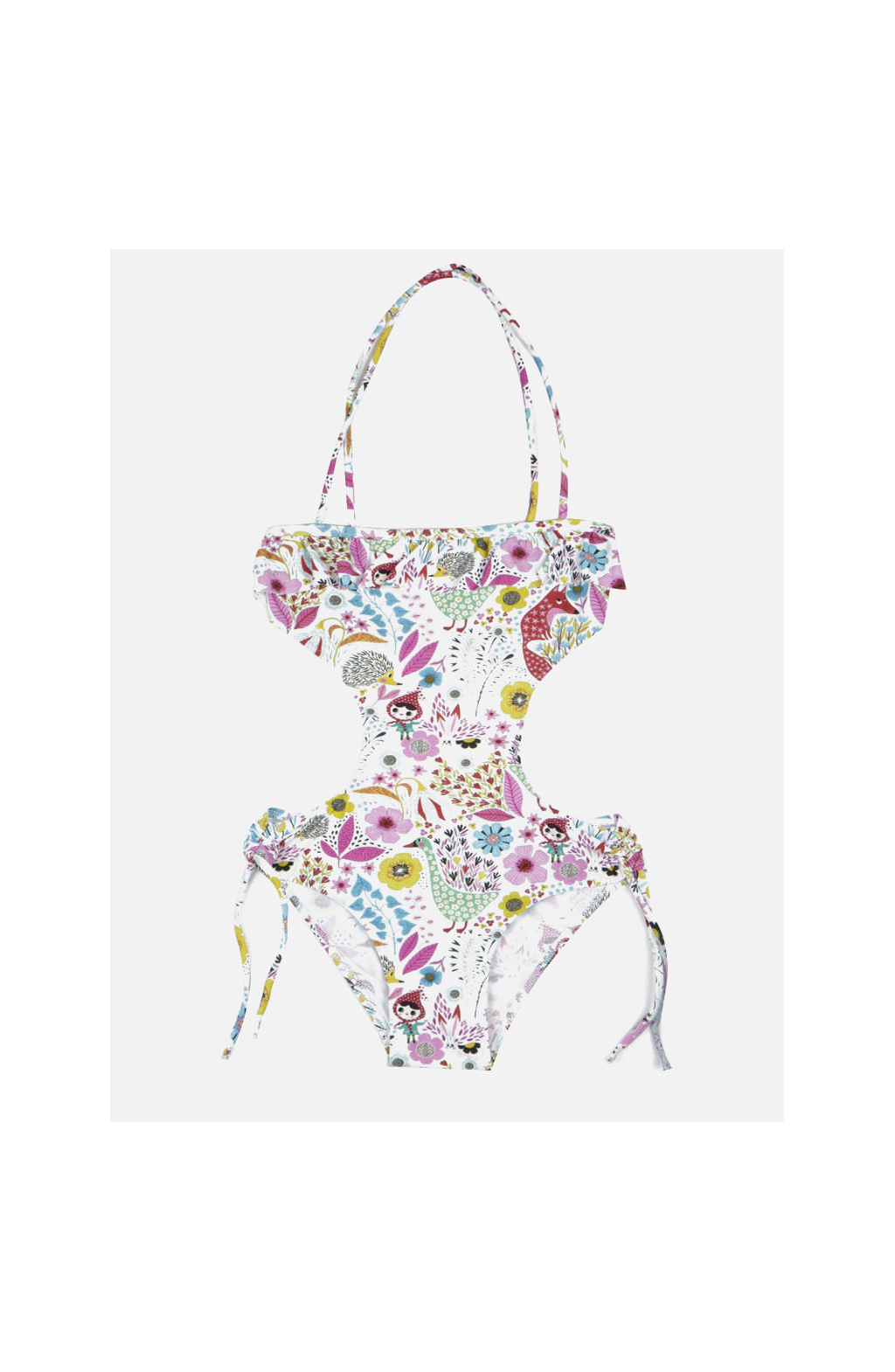 Costume Intero Baby Trikini Fantasy Mix