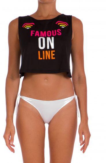 Top Schiena Incrocio Famous On Line Agogoa - 1