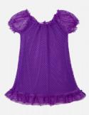 Baby Sevilla Short Dress Net fabric