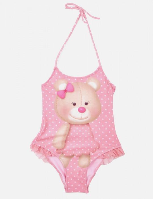Costume da Bagno intero stampa Tender Bear