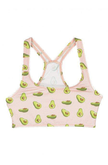 Bikini Baby Crop-Top Avocado Poisson D'Amour - 1