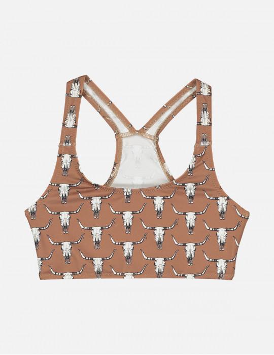 Bikini Crop Top Olimpionico Baby Bisonti