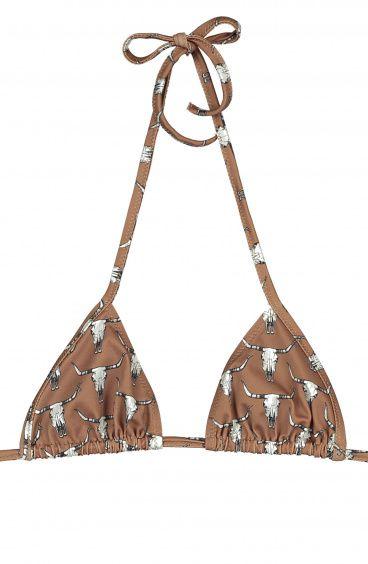 Bikini Top Baby sliding Triangle Poisson D'Amour Bisons Poisson D'Amour - 1