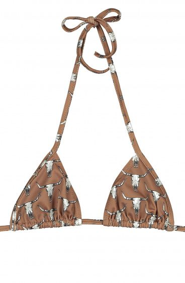 Bikini Top Triangolo Baby Bisonti Poisson D'Amour - 1