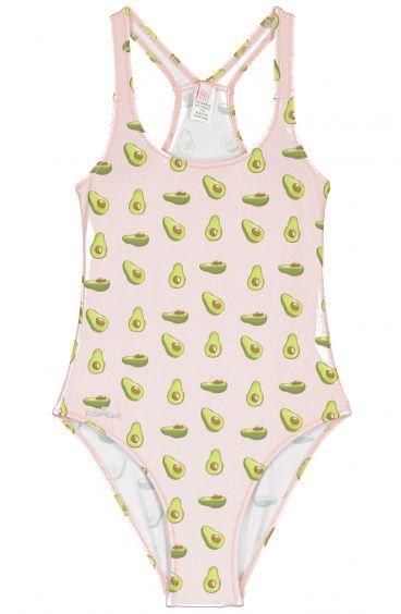 Costume Intero Baby Avocado Agogoa - 1