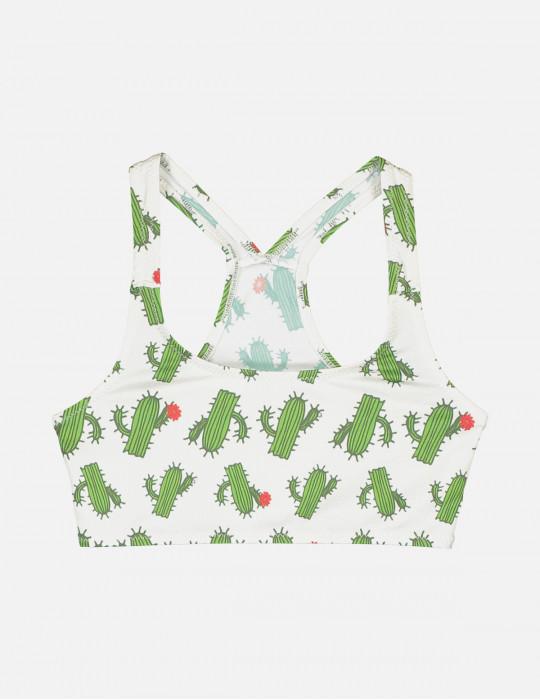 Bikini Crop Top Olimpionico Baby Cactus