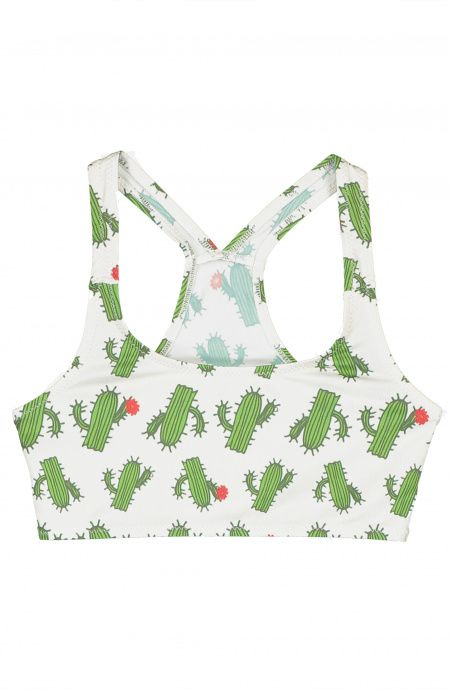 Bikini Olimpyonic Baby Crop Top Cactus Poisson D'Amour - 1