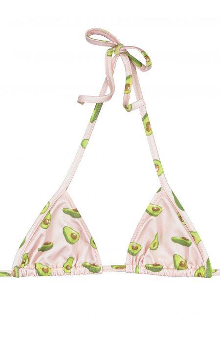 Bikini Top Triangolo Baby Avocado Poisson D'Amour - 1