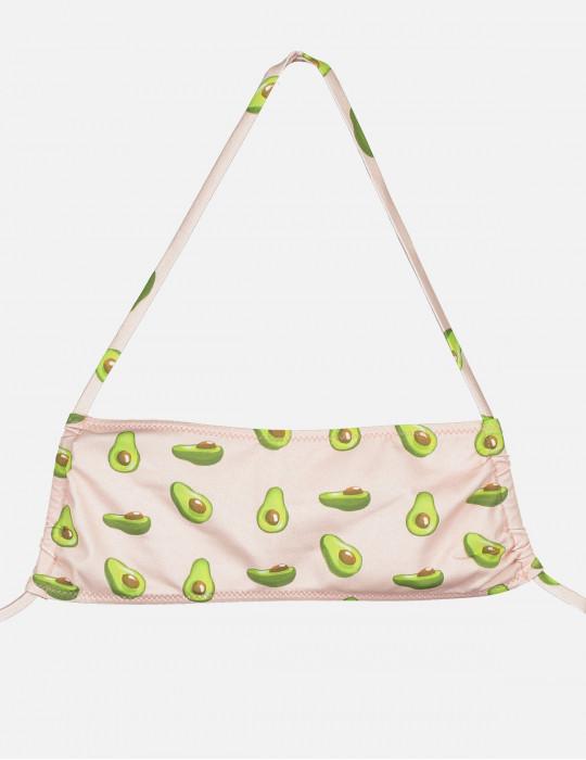 Bikini Top a fascia baby Alabama Avocado