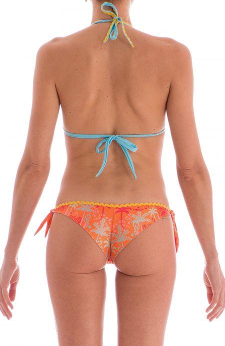 Bikini Triangolo Scorrevole Timbri Pin-Up Stars - 14