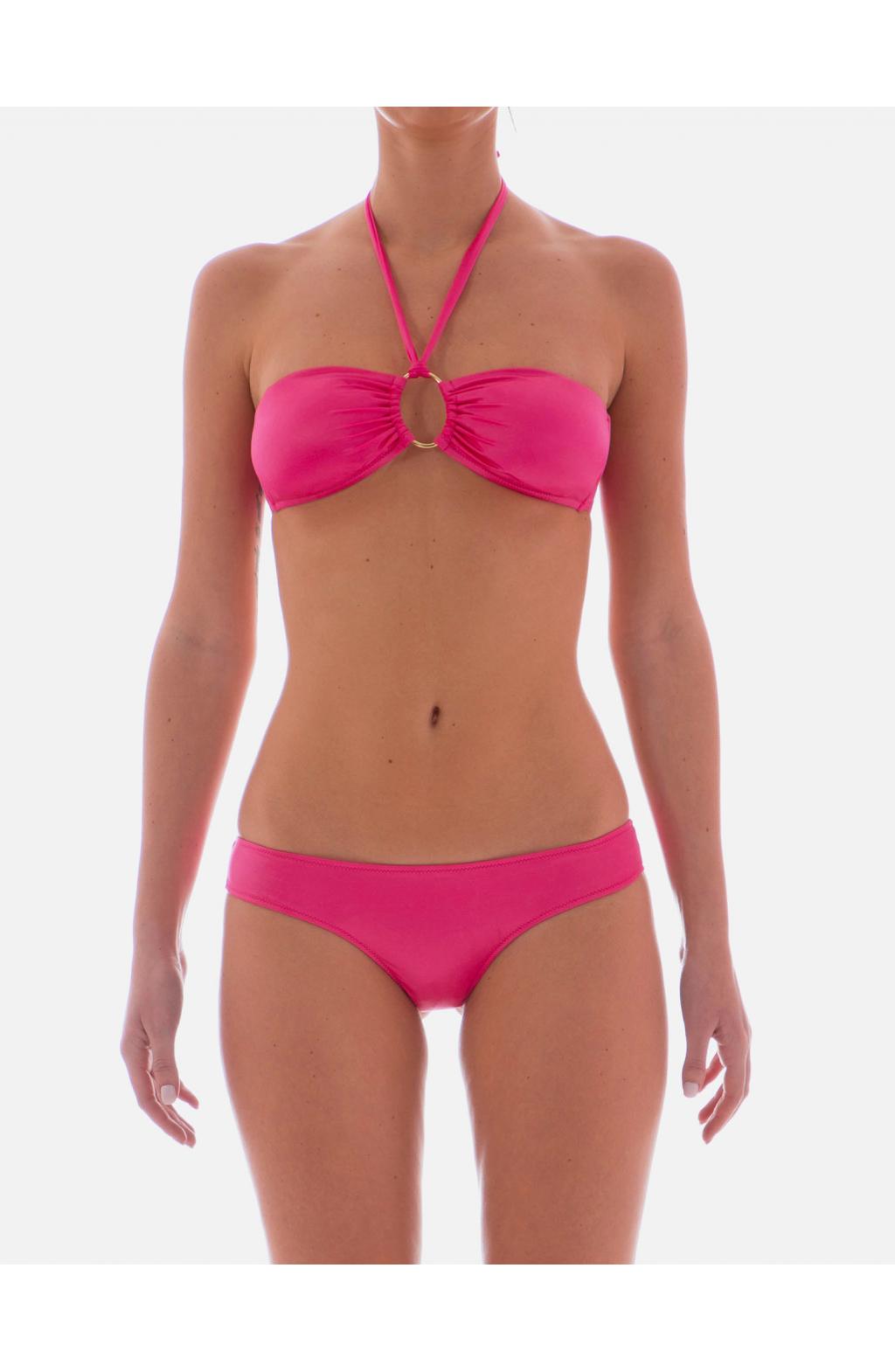 OvRing Bandeau Bikini Top