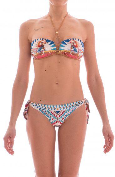 Bikini a Fascia Gaucho Dream Agogoa - 1
