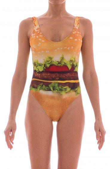 Costume Intero Hamburger Agogoa - 1
