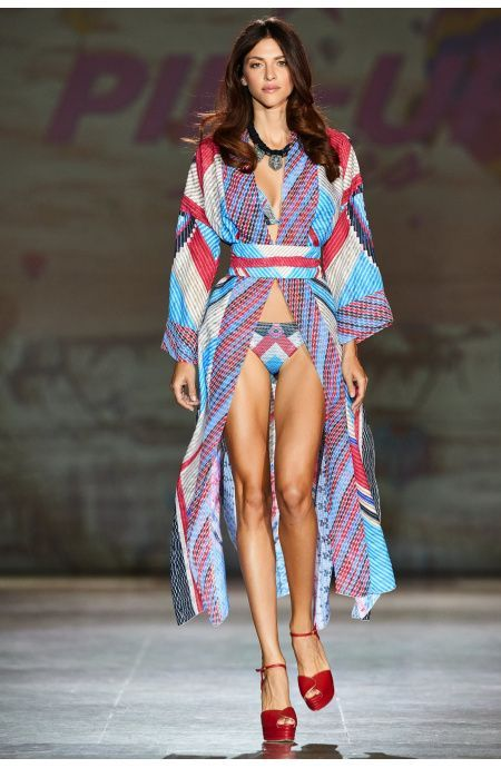 Kimono Ramayana Pin-Up Stars - 12