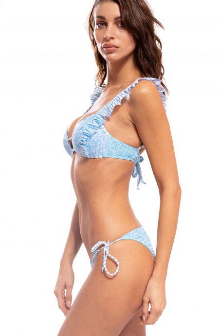 Bikini Triangolo Imbottito Sogno d'Africa Pin-Up Stars - 3