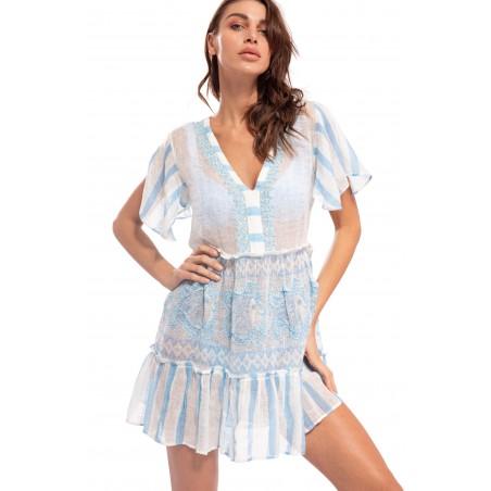 Mini Dress African Dream