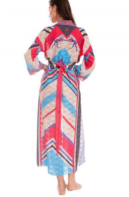 Kimono Ramayana Pin-Up Stars - 2