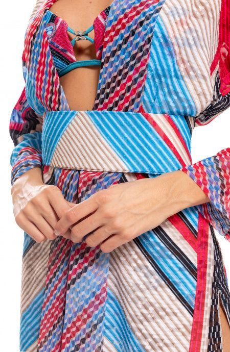 Kimono Ramayana Pin-Up Stars - 4