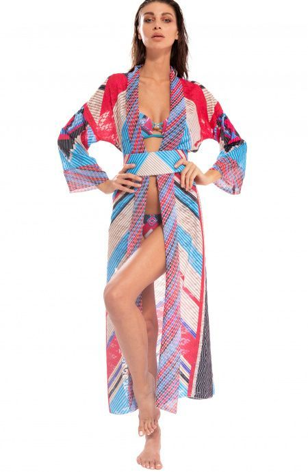 Kimono Ramayana Pin-Up Stars - 1