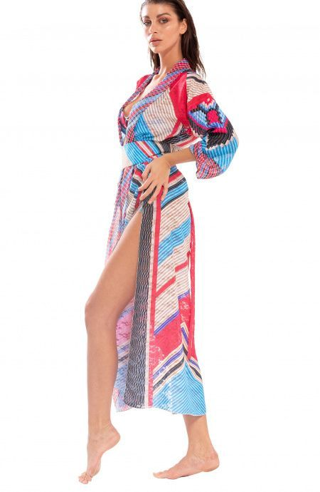 Kimono Ramayana Pin-Up Stars - 3
