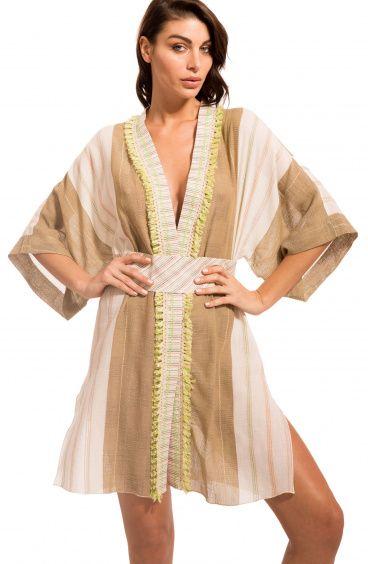 Kimono Fiji Pin-Up Stars - 1