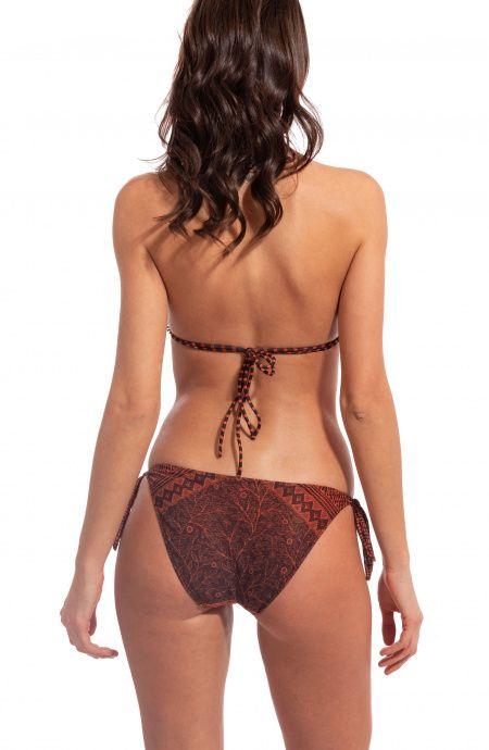 Bikini Triangolo Sogno d'Africa  Slip Lady Pin-Up Stars - 2