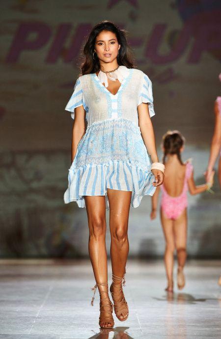 Mini Dress African Dream Pin-Up Stars - 5