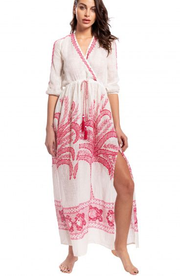 Maxi Dress African Dream