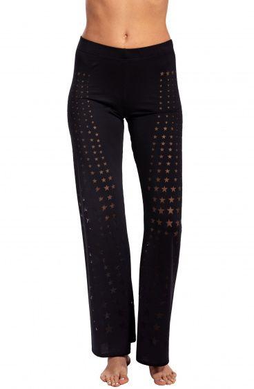 Wide Leg Trouser Stars