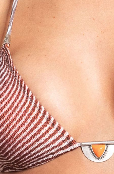 Bikini Triangolo Optical Slip Lady Pin-Up Stars - 9