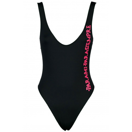 One Piece and One color Olympic Swimsuit Para mi Para