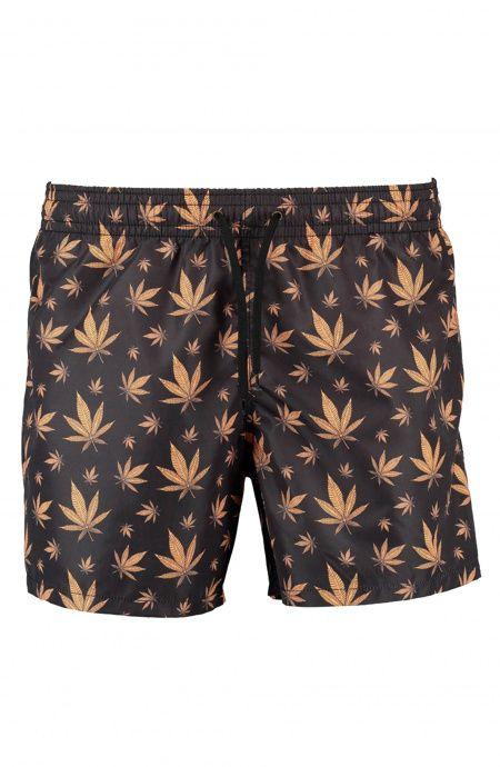 Boxer Uomo Papiro Marijuana Poisson D'Amour - 3