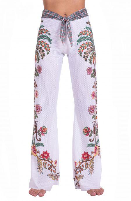 Pantalone Stampa Indian Pin-Up Stars - 5