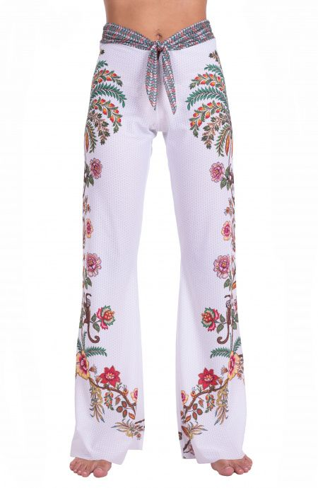 Trousers Indian Print Pin-Up Stars - 5