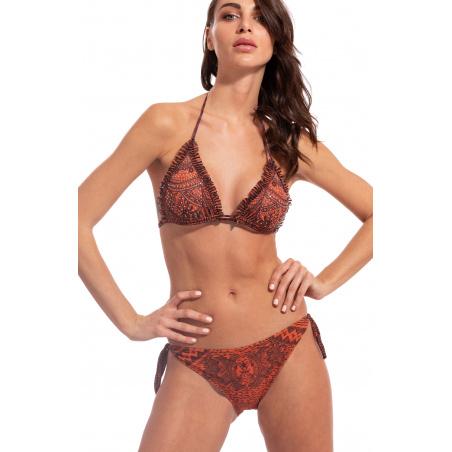Bikini Triangolo Sogno d'Africa  Slip Lady