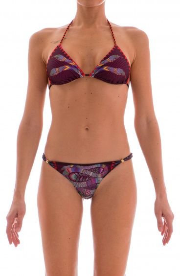 Bikini Triangolo Scorrevole...