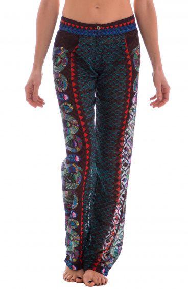 Pantalone Snake Fil Coupé