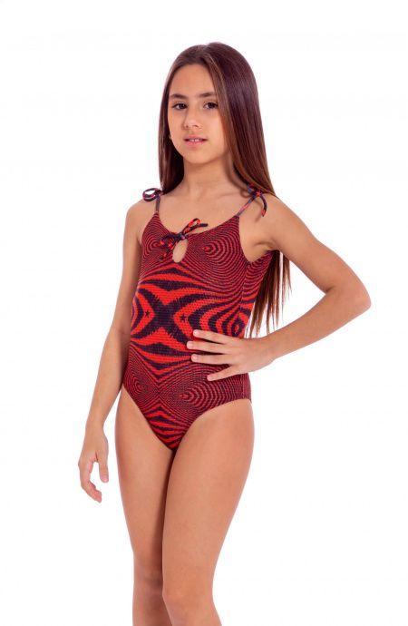 One Piece Swimsuit Optical Mini Pin-Up Stars - 4