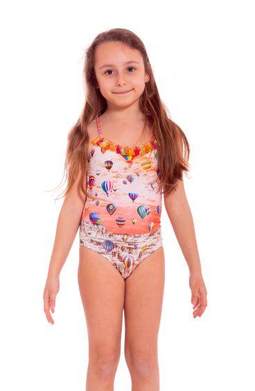 One Piece Swimsuit Balloons Mini Pin-Up Stars - 4