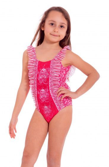One Piece Swimsuit African Dream Mini Pin-Up Stars - 4