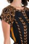 Long Dress Ricamato Etnic Embroidery Pin-Up Stars - 8