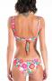 Bikini Fascia Con Incrocio Fiore Campo Glitter Pin-Up Stars - 3