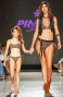 Bikini Balconcino Con Ferretto Pied De Poule Pin-Up Stars - 4