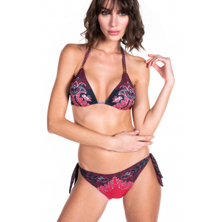 Bikini Triangolo Scorrevole Patch Slip Lady