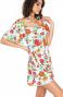 Corolla flower-head jumpsuit Pin-Up Stars - 7