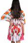 Field Flower Kimono Dress Pin-Up Stars - 2