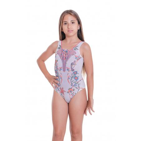 Mini Chameleon One Piece Swimsuit